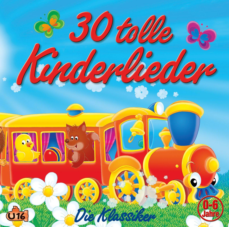 30 Tolle Kinderlieder (Volume 1