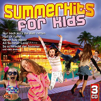 Produkt: Summerhits for Kids-3er-Box