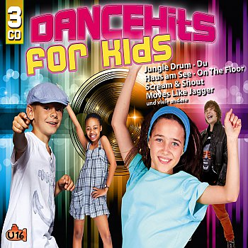 Produkt: Dancehits for Kids-3er-Box