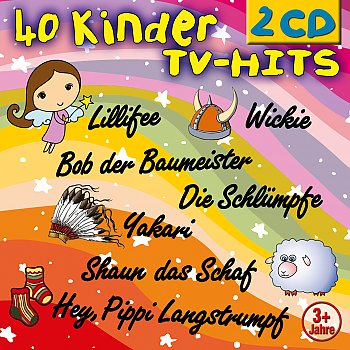 Produkt: TV-Hits-40 Kinder TV Hits