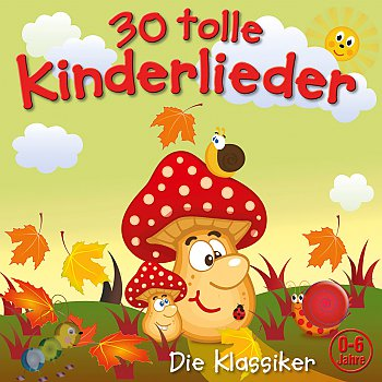Produkt: Kinderlieder traditionell-30 tolle Kinderlieder (Volume 2)