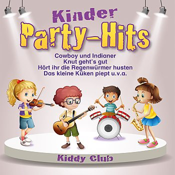 Produkt: Kinderlieder-Kinder Party-Hits (Volume 1)