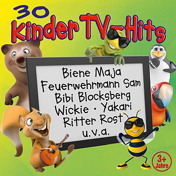 Produkt: TV-Hits-30 Kinder-TV-Hits