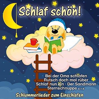 6672982923 Produkt: Schlaf schön! (Vol. 2)-Schlaflieder