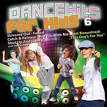 Produkt: Dancehits for Kids-Volume 6