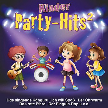 Produkt: Kinderlieder-Kinder Party-Hits (Volume 2)