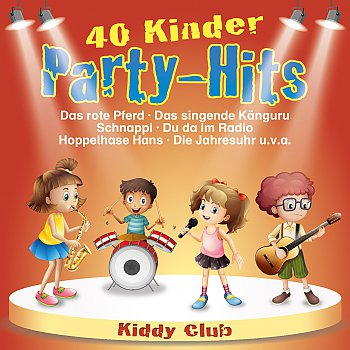 Produkt: Kinderlieder-40 Kinder Party-Hits (Doppel-CD)