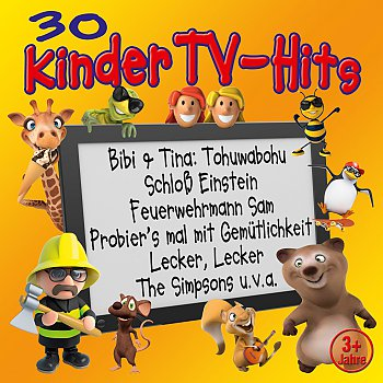 Produkt: TV-Hits-30 Kinder TV-Hits