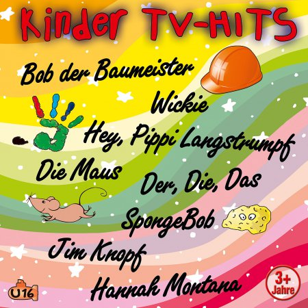 Produkt: Kinder TV Hits Vol. 1