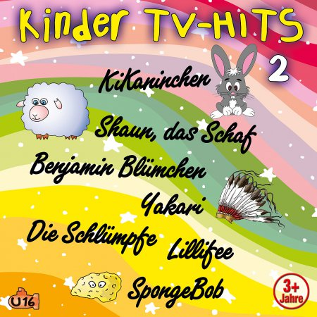 Produkt: Kinder TV-Hits Vol. 2