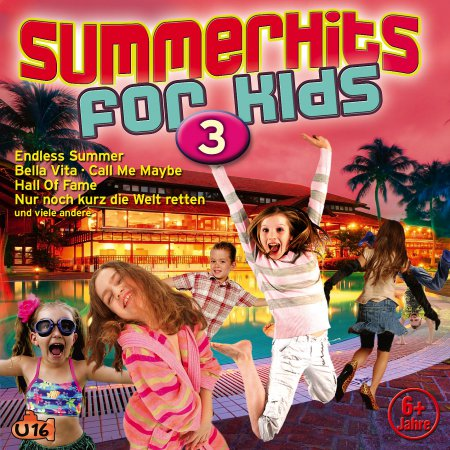 Produkt: Summerhits for Kids (Volume 3)
