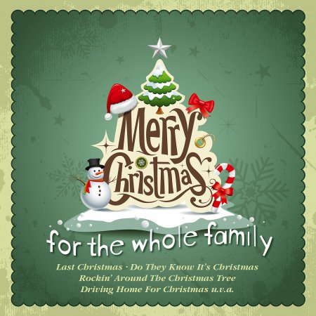 Produkt: Merry Christmas / For the whole family