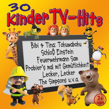 Produkt: 30 Kinder TV-Hits